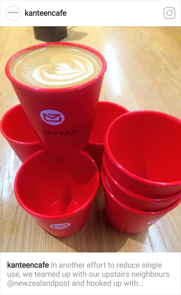 NZPost-Kanteen CupCycling Cups